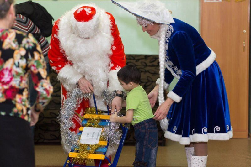 Парад Дедов Морозов пройдет вВоронеже 24декабря