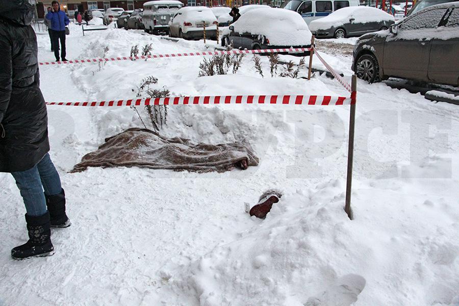 ВПерми 14-летняя девочка разбилась насмерть, упав с16-го этажа