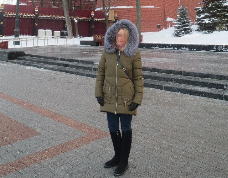 В немане замерзла девушка фото