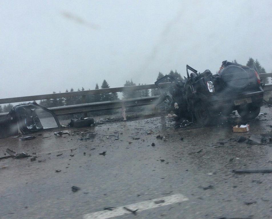 ВДТП вПермском районе погибли два человека