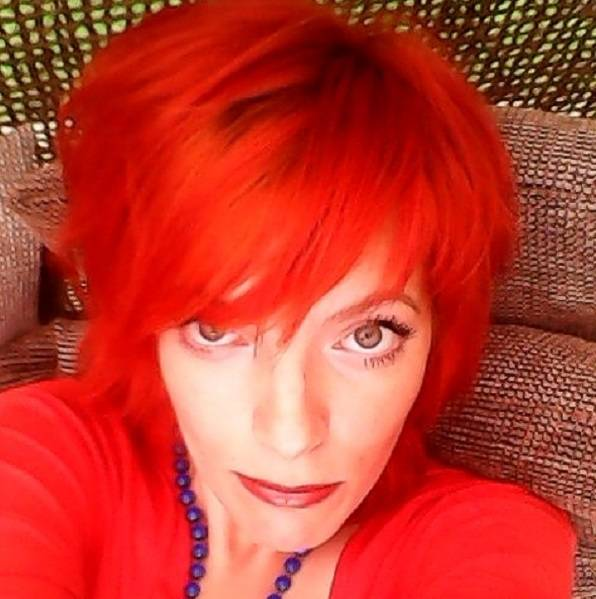 Девушки с яркими рыжими волосами фото фото 385-202