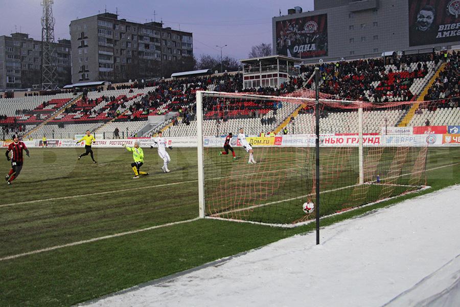 Сегодня вПерми состоится последний домашний матч «Амкара» в нынешнем 2016-ом году