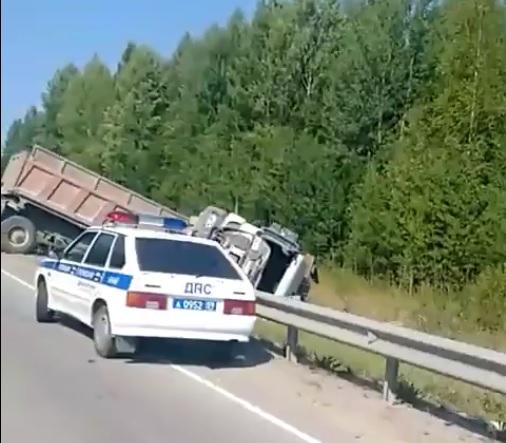 Натрассе «Полазна-Чусовой» погибли 4 человека
